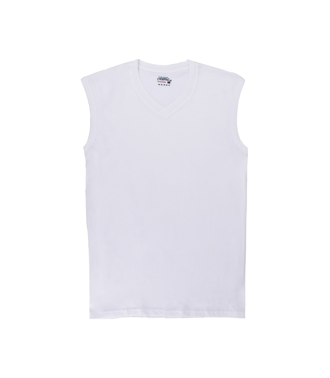 VN MUSCLE--WHITE-WHT